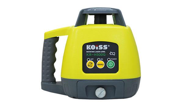 Koiss KR-H500G (Green) Rotasyon Lazerli Nivo
