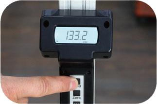 Koiss SD-300 Dijital Mira Hold Düğmesi