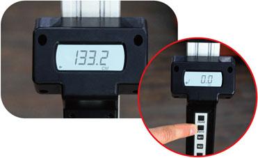 Koiss SD-300 Dijital Mira Zero Düğmesi