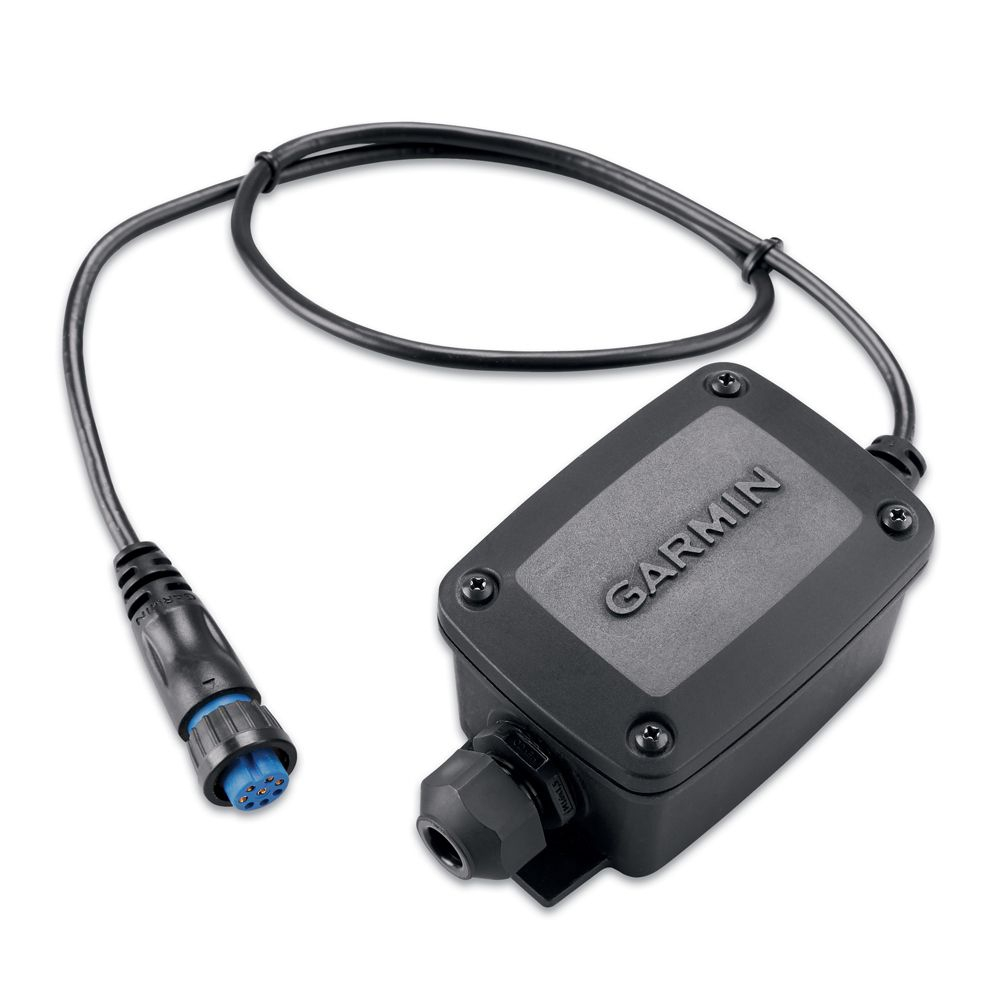 Garmin Adapter (8-Pin Female to Wire Block)