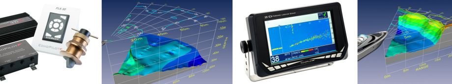 Garmin Echopilot FLS 3D Echo Sounder