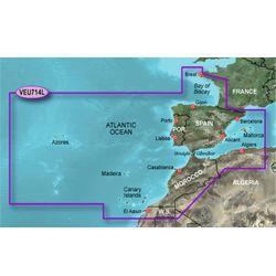 Bluechart VEU714L g2 Vision SD Kart - Batı Akdeniz