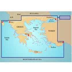 Bluechart 2EU015R Harita Data Kartı g2 - Ege Marmara