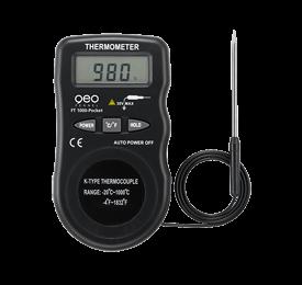 GEO FENNEL FT 1000-Pocket Problu Sıcaklık Ölçer