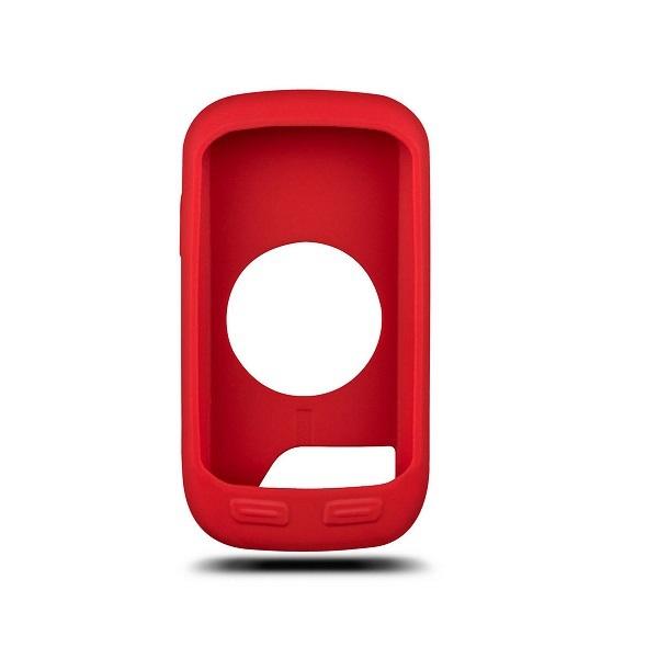 Garmin Edge 1000 Silikon Kılıf - Kırmızı