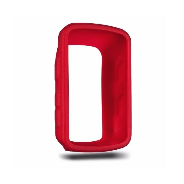 Garmin Edge 520 Silikon Kılıf - Kırmızı