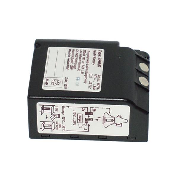 LEICA GEB 187 Model Uyumlu Batarya
