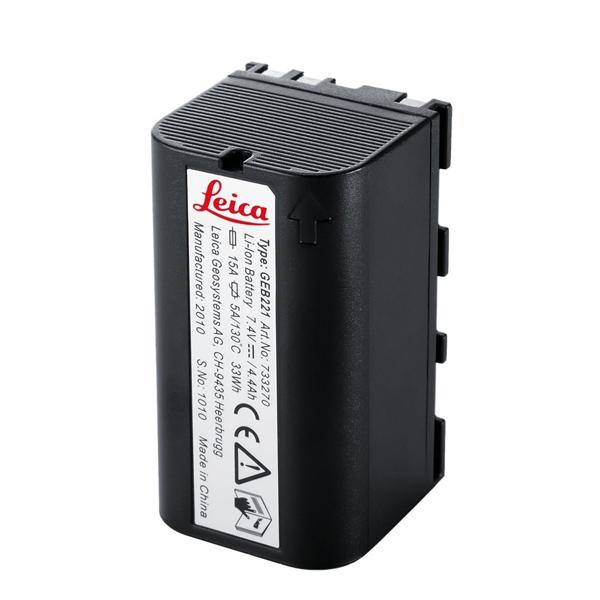 LEICA GEB 221 Model Uyumlu Batarya