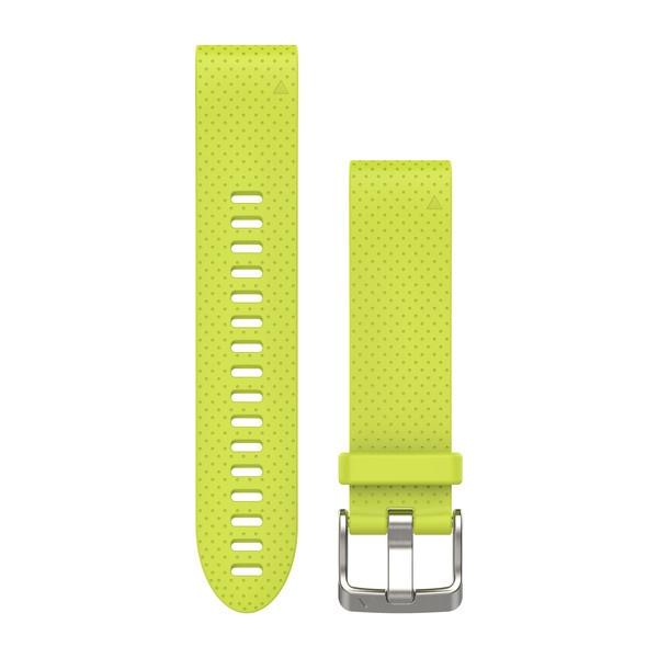 Quickfit 20 mm Yedek Kayış - Sarı