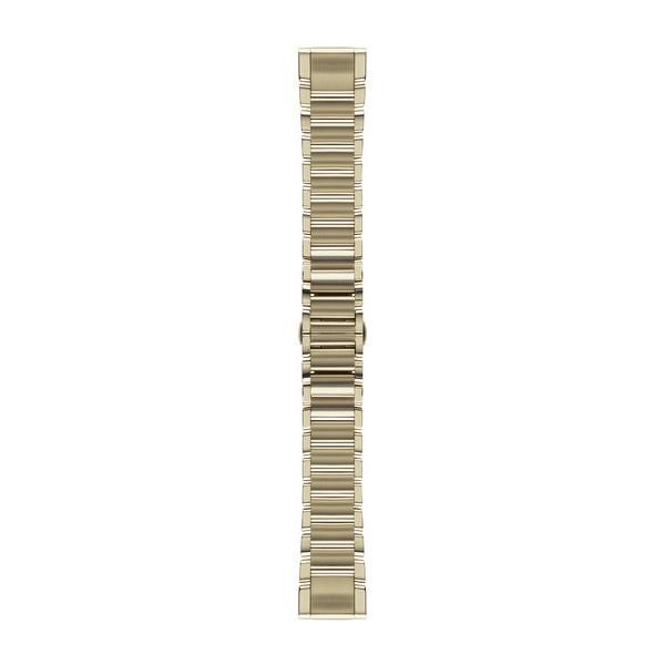 Garmin Quickfit 20 mm Yedek Kayış - Çelik Gri