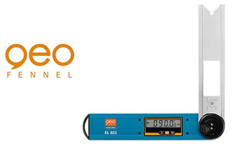 GEO-FENNEL EL-823 Ecoline Elektronik Açı Ölçer