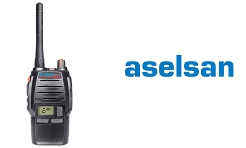 ASELSAN A446 PMR Model Telsiz Seti