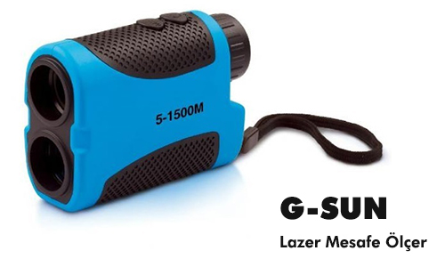 G-SUN GS-LMD1500 Lazer Mesafe Ölçer