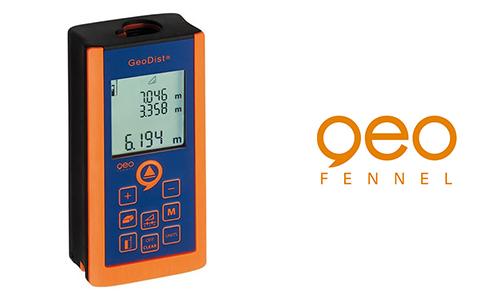 GEO-FENNEL GeoDist Model Lazer Mesafe Ölçer