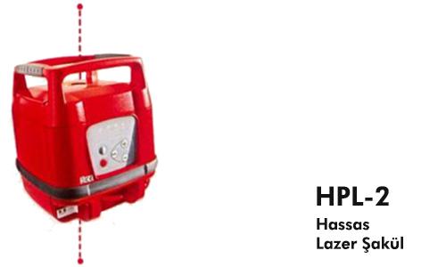 HPL-2 Model Hassas Lazer Şakül