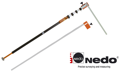 NEDO Messfix LKW 1.45 mt - 5.16 mt.