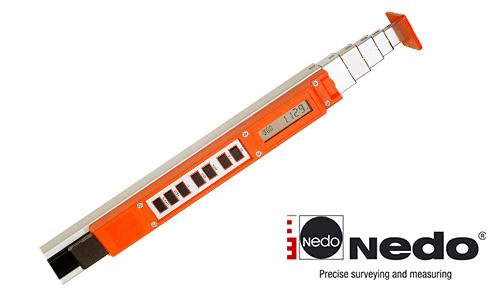 NEDO mEsstronic Elektronik Teleskopik Metre 5 mt