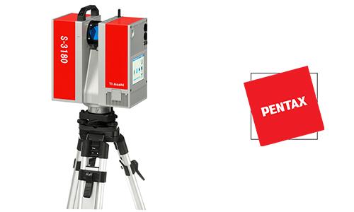 PENTAX S-3180 Tarama Sistemi