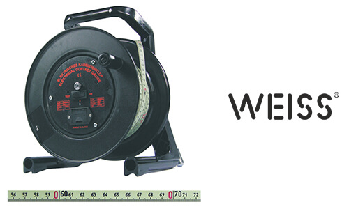 WEISS Elektronik Derinlik Ve Kuyu Metresi 100 Mt