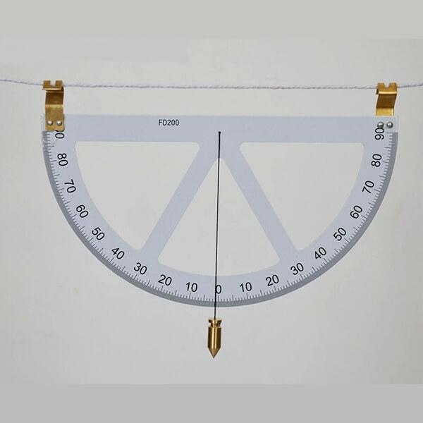 FD 200 Model Eklinometre