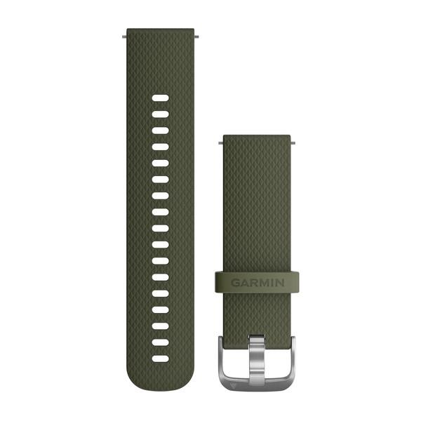 Garmin 20 mm Yedek Kayış - Yosun Yeşili