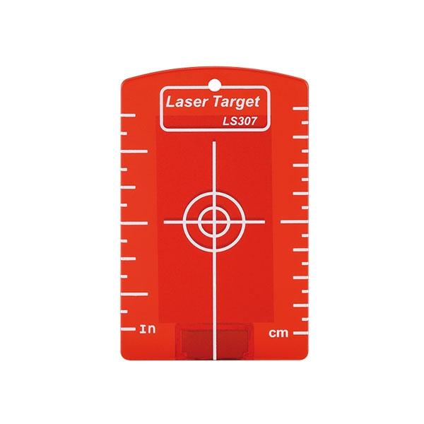 GEO FENNEL LS 307 Manyetik Hedef Levhası - Kırmızı