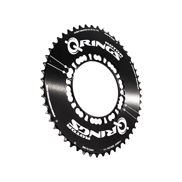 ROTOR Ayna Dişlisi Limited Black Qring 50AT 110x5 - dış - siyah - aero