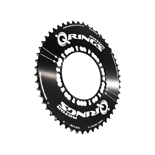 ROTOR Ayna Dişlisi Limited Black Qring 53AT 110x5 - dış - siyah - aero
