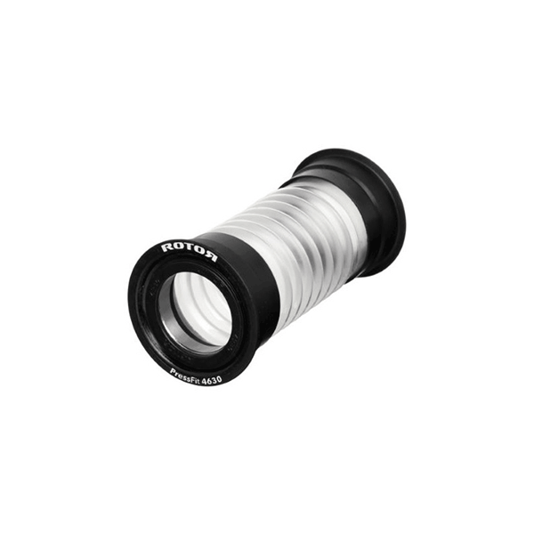 ROTOR BB Press Fit 4630 - Plastik - Çelik - Siyah Orta Göbek