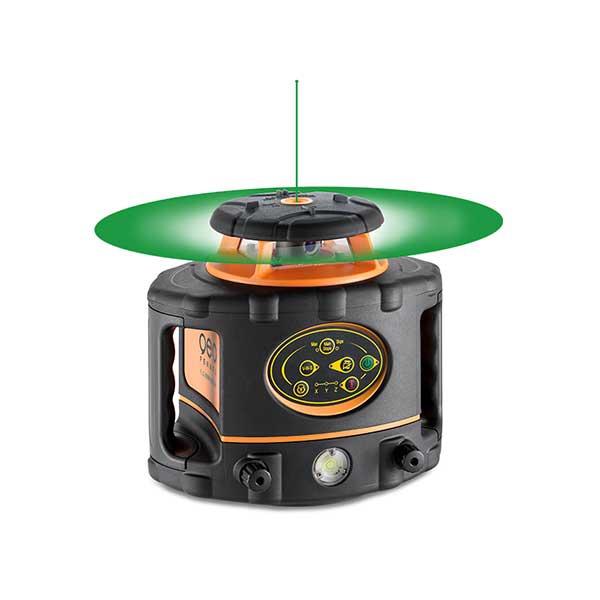 GEO FENNEL FLG 265HV-GREEN + FR 77 Dedektörlü Lazerli Nivo