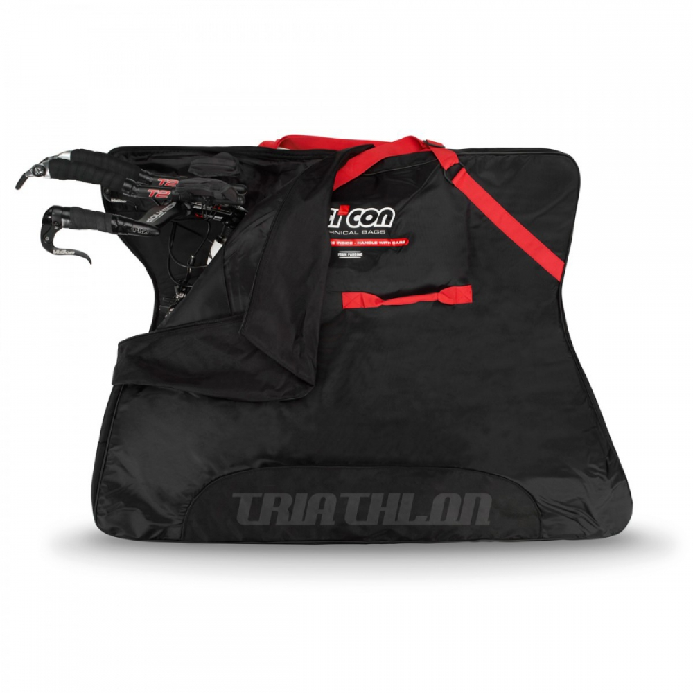 SCICON SOFT BIKE BAG TRAVEL PLUS TRIATHLON Bisiklet Çantası