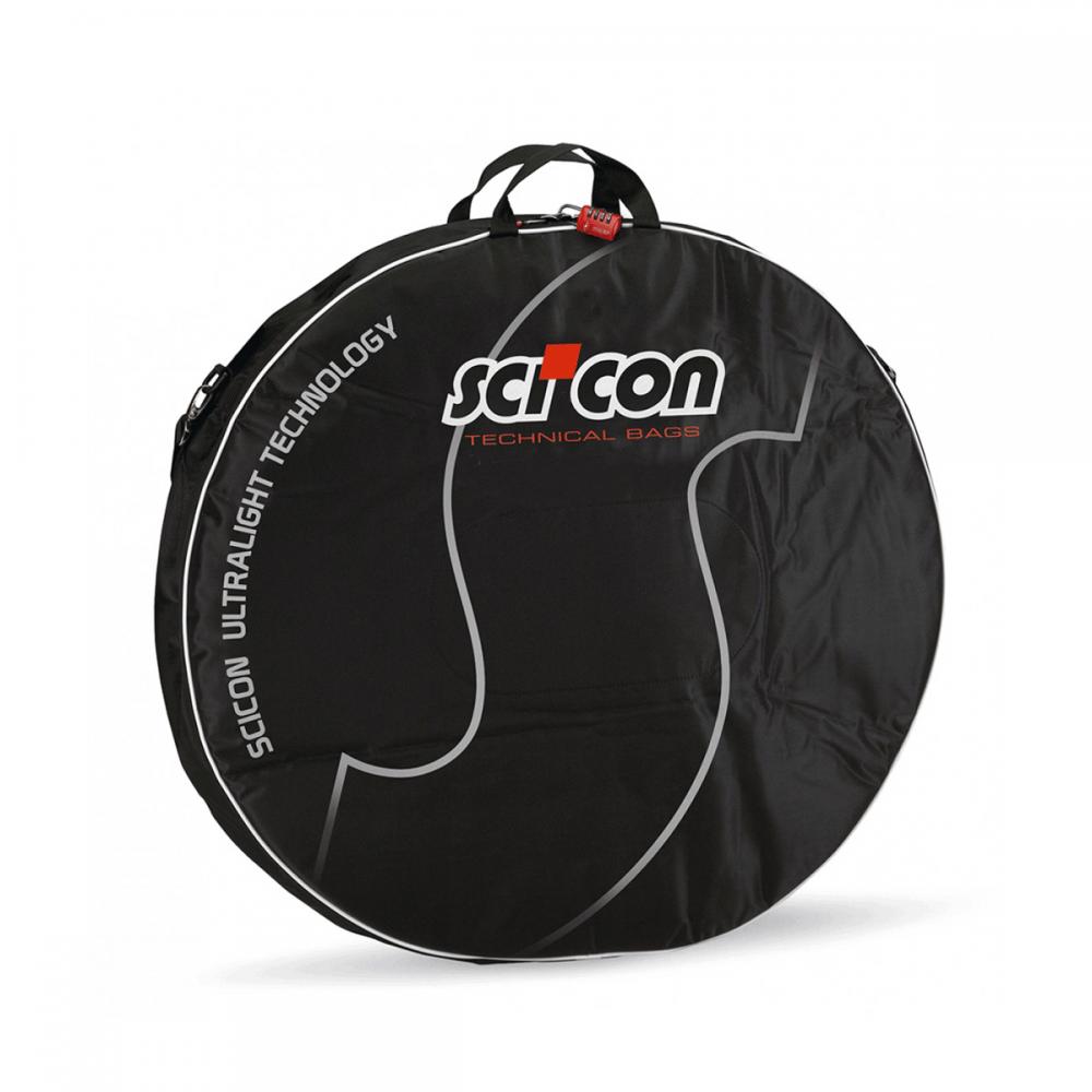 SCICON DOUBLE WHEEL BAG - PADDED TSA