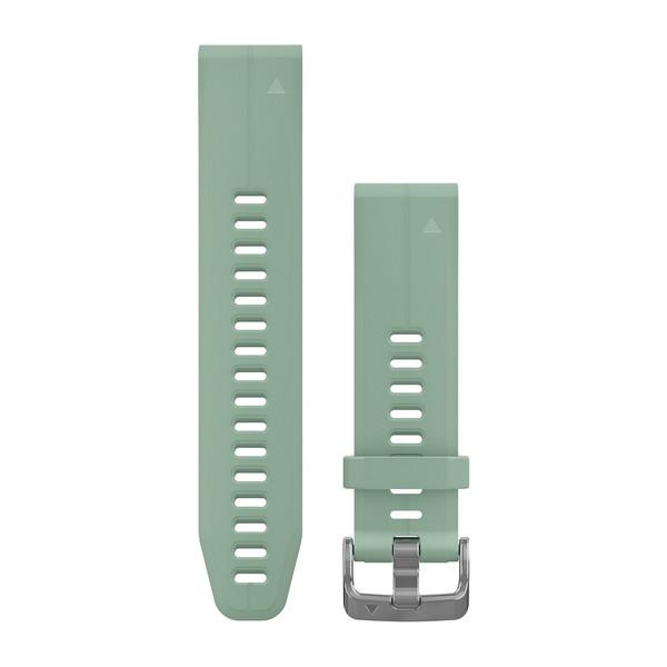 fenix 5s - fenix 5s Plus Quick Fit Yedek Kayış - Açık Yeşil-1.jpg