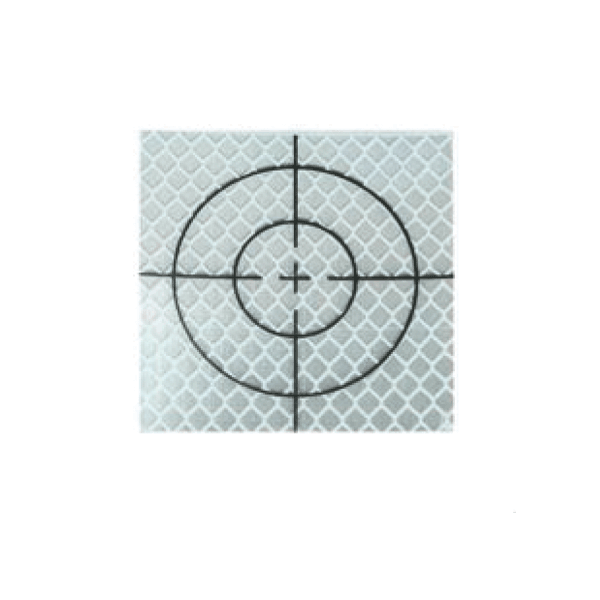 Kağıt Reflektör 4cm X 4cm Gümüş