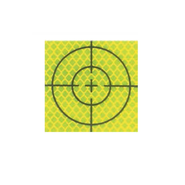 Kağıt Reflektör 6cm X 6cm Sarı