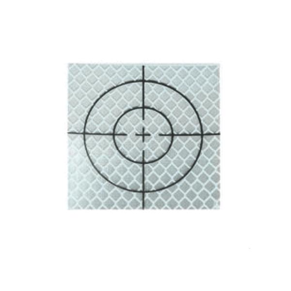 Kağıt Reflektör 6cm X 6cm Gümüş