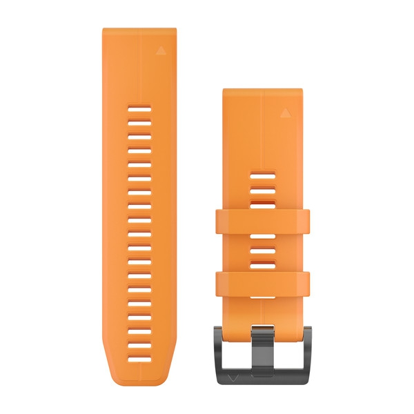 Quickfit 26 mm Yedek Kayış - Turuncu