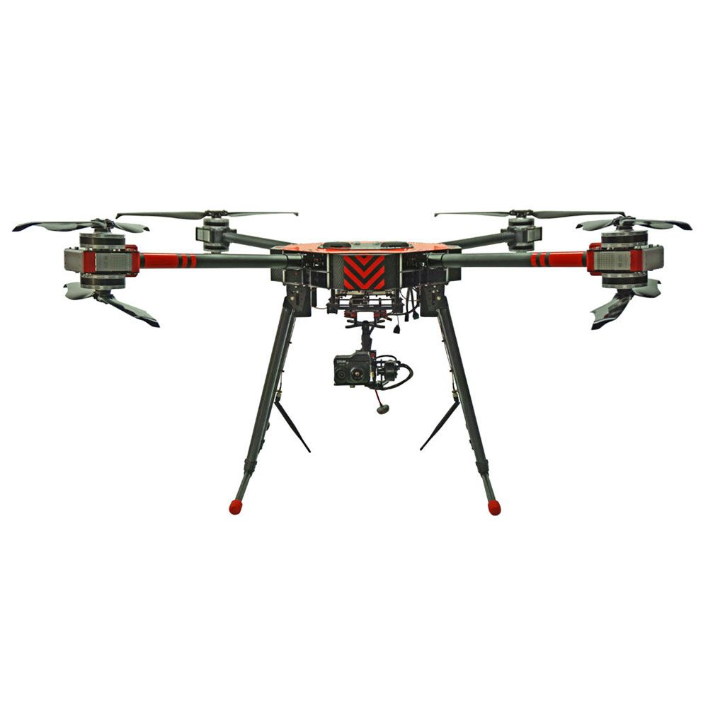 AIR8 MEDIUM LIFTER / LiDAR Multikopter