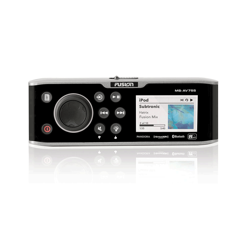 Fusion MS-AV755 CD-DVD Oynatıcı
