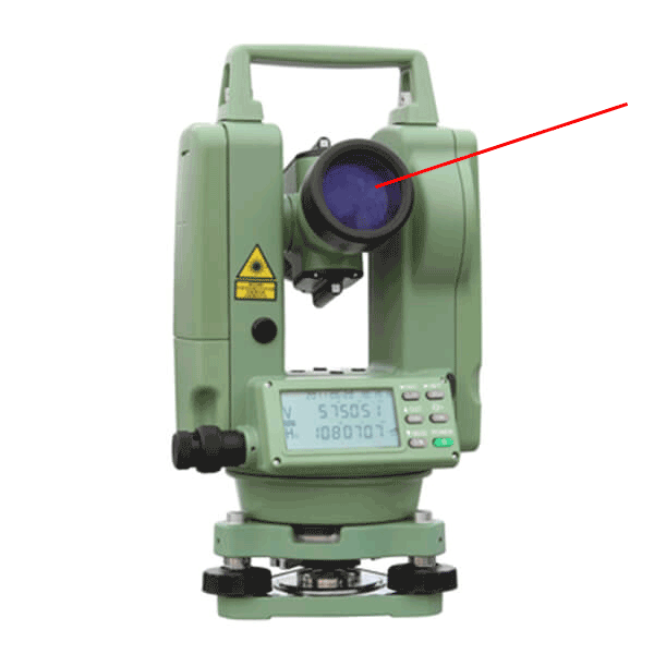 SANDING ET-02L Lazerli Elektronik Teodolit