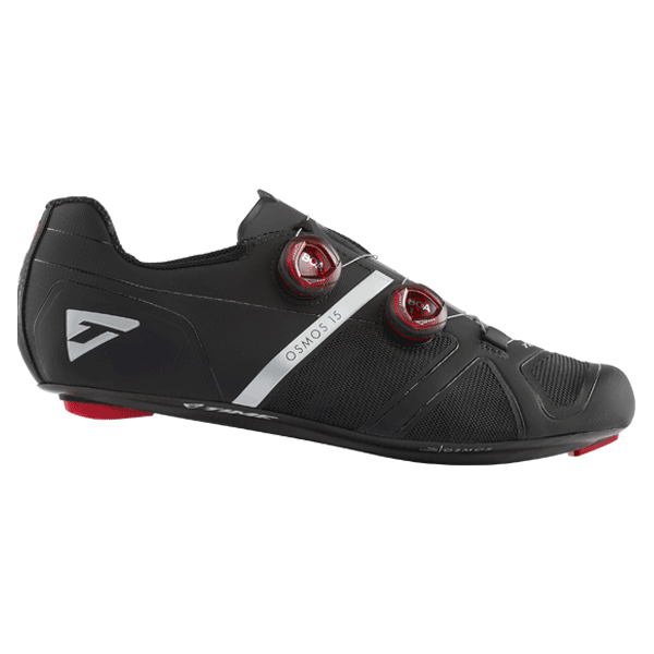 Time Osmos 15 Siyah Yol Bisikleti Ayakkabısı