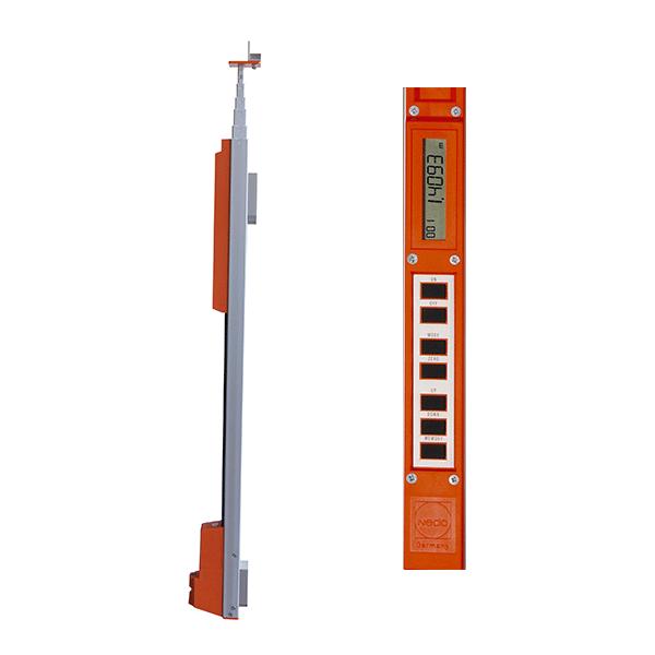 NEDO mEsstronic Elektronik Teleskopik Metre 0.1 - 3 mt