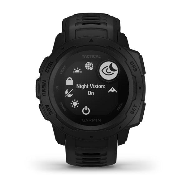 Garmin Instinct Tactical - Siyah