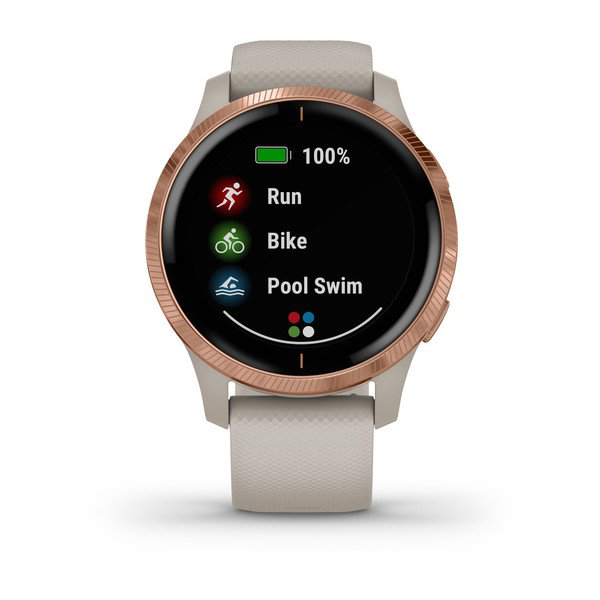 Garmin Venu Rose Gold - Kum Rengi