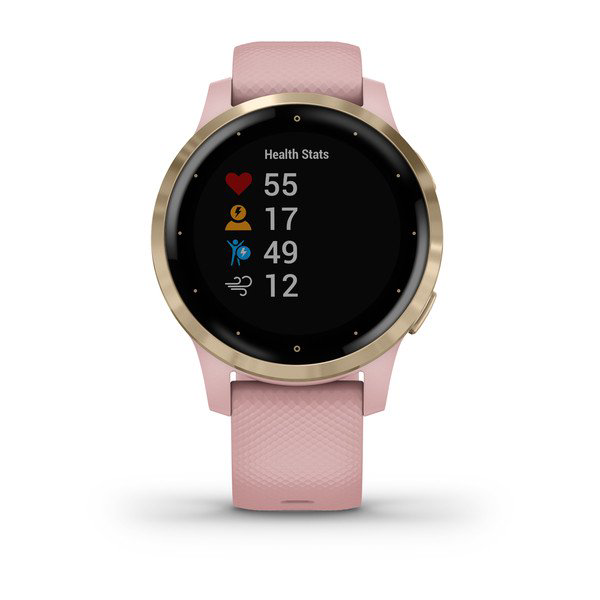 Garmin vivoactive 4s Gold Dust Rose