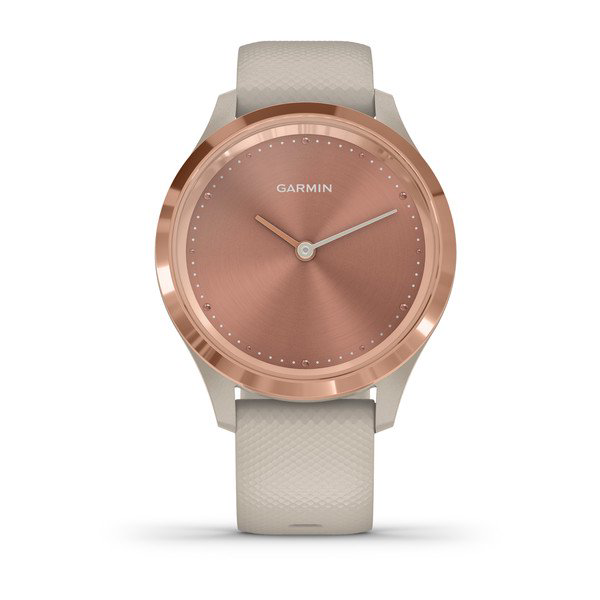 Garmin vivomove 3S Rose Gold Kum Rengi
