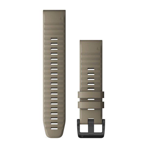 Quickfit 22 mm fenix 6 Serisi Yedek Kayış - Kum Rengi