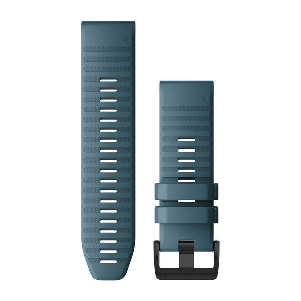 Garmin Quickfit 26 mm fenix 6 Serisi Yedek Kayış - Göl Mavisi