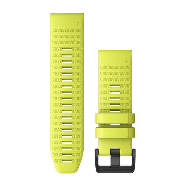 Quickfit 26 mm fenix 6 Serisi Yedek Kayış - Sarı