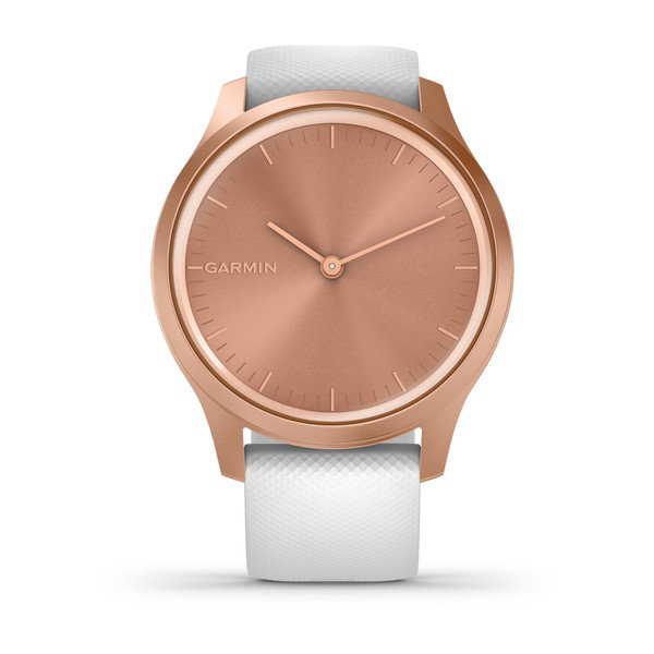 Garmin vivomove Style Rose Gold Beyaz